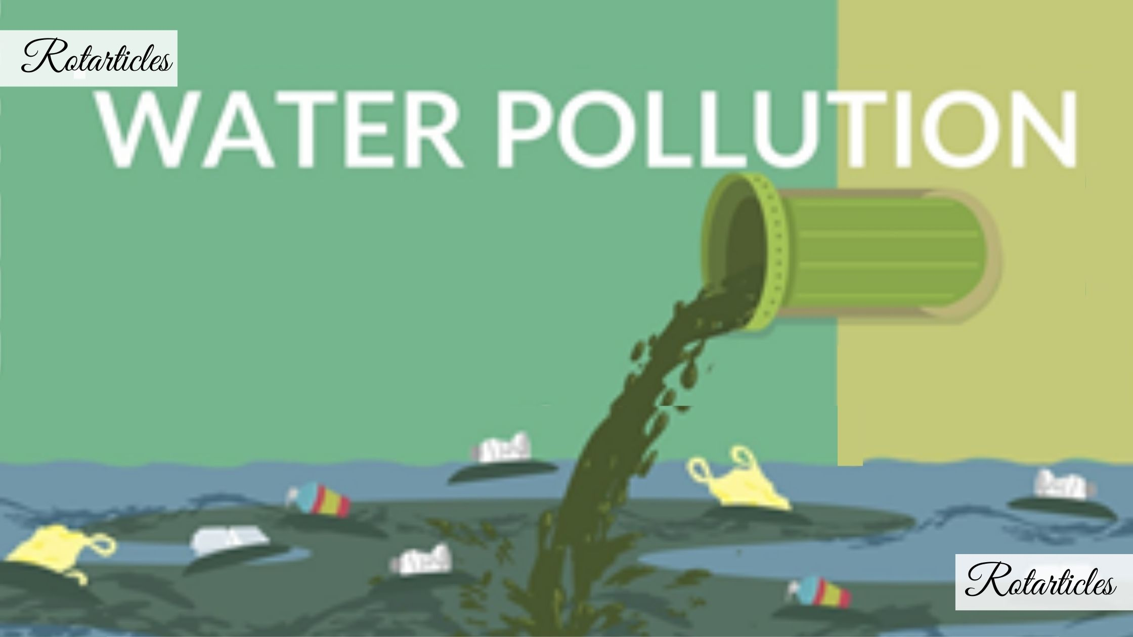 Water Pollution - An Invisible Creeping Threat In Pakistan